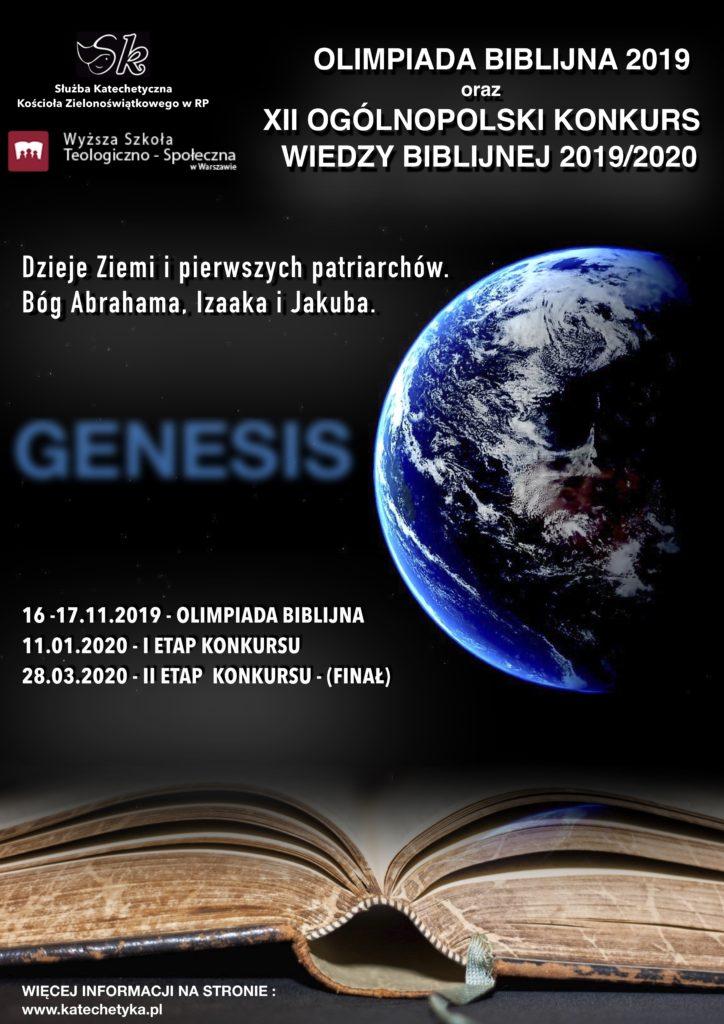 Plakat OKWB