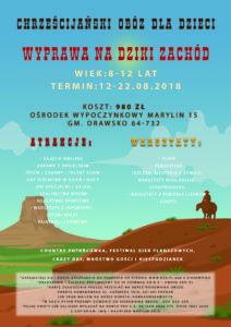 plakat wild west-1